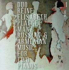 Russian & Armenian Music For Two Pianos - DUO REINE ELISABETH [CD]