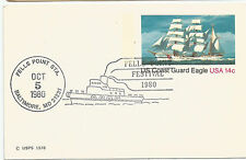 USA - SPECIAL CANCELLATION ON CARD -SHIP