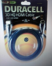 PS3C13DU Duracell 3D HDMI High Speed Cable