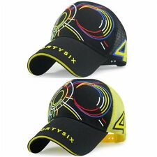 Valentino Rossi The Doctor Yamaha VR46 #46 Moto GP Racing Cap/Hat Choice of 2