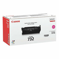 GENUINE CANON 732M / 732 / 6261B002 MAGENTA LASER PRINTER TONER CARTRIDGE