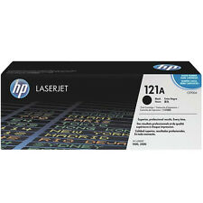 GENUINE HP HEWLETT PACKARD C9700A / 121A BLACK LASER PRINTER TONER CARTRIDGE