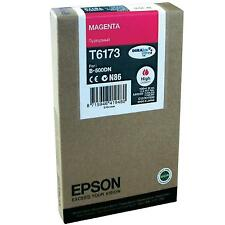 GENUINE EPSON STYLUS BUSINESS COLOR - MAGENTA ORIGINAL INK CARTRIDGE T6173