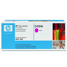 GENUINE HP HEWLETT PACKARD C4151A / 51A MAGENTA LASER PRINTER TONER CARTRIDGE