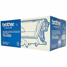GENUINE BROTHER TN-5500 BLACK LASER PRINTER TONER CARTRIDGE - FOR HL-7050 SERIES