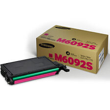 GENUINE SAMSUNG / HP CLT-M6092S (M6092S) MAGENTA LASER PRINTER TONER CARTRIDGE