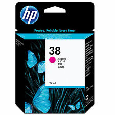 GENUINE HP HEWLETT PACKARD PHOTOSMART MAGENTA INK CARTRIDGE HP 38 (C9416A)