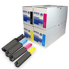 REMANUFACTURED DELL 593-10067/10061/10062/10063 COLOUR LASER TONER CARTRIDGES