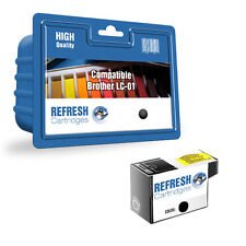 COMPATIBLE BROTHER LC-01BK BLACK PRINTER INK CARTRIDGE (LC-01 SERIES)