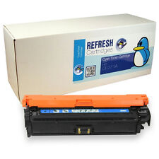 REMANUFACTURED HP HEWLETT PACKARD CE271A / 650A CYAN LASER TONER CARTRIDGE