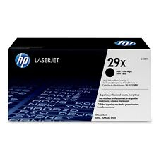 GENUINE HP C4129X / 29X HIGH CAPACITY BLACK LASER PRINTER TONER CARTRIDGE