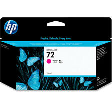 GENUINE OEM HP DESIGNJET HIGH CAPACITY MAGENTA INK CARTRIDGE - HP 72 / C9372A