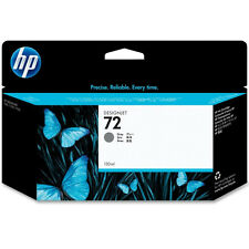 GENUINE OEM HP DESIGNJET HIGH CAPACITY GREY INK CARTRIDGE - HP 72 / C9374A