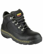 Dr Martens Tred  Mens Safety Boots Steel Toe Cap Water Resistant Leather Upper