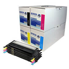 REMANUFACTURED CLT-P4092S K/C/M/Y LASER TONER CARTRIDGES SINGLE OR MULTIPACK