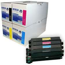 REMANUFACTURED LEXMARK C910 C912 LASER PRINTER TONER CARTRIDGE SINGLE /MULTIPACK