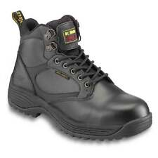 Dr Martens Drax ST Mens Safety Boots Steel Toe Cap Lace-Up Leather Work Footwear