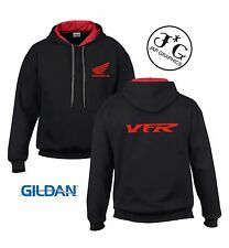 Honda VFR motorbike motorcycle hoodie hooded top jacket all sizes