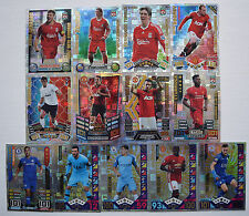 MATCH ATTAX 2016/2017 - CHOOSE YOUR HUNDRED CLUB / 100 CLUB LEGEND CARDS