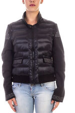 Giubbotto Giaccone Bosideng Jacket -55% Donna Nero AW15ITWCR220-99