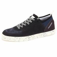 3782Q sneaker uomo scarpa blu HOGAN REBEL shoes men