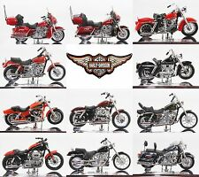 1:18 Scale Harley Davidson Motorcycle Selection #2 by Maisto Choose Model(s)