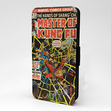 Marvel Master Of Kung Fu Flip Case Cover For Samsung Galaxy - T815