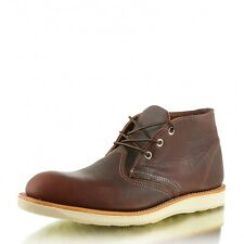 RED WING 3141 Classic Chukka Boot Briar Oil Slick