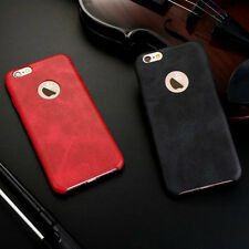 Classy PU Leather Finished Hard Back Cover Case For Apple iPhone 7 PLUS""