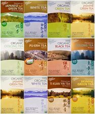 PREMIUM OR 100% ORGANIC GREEN, BLACK, WHITE, OOLONG, PU-ERH, TI KUAN YIN TEA