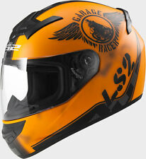 Casco integral LS2 Rookie FF352 Fan Ranger Flutter X Ray Brilliant Infinite