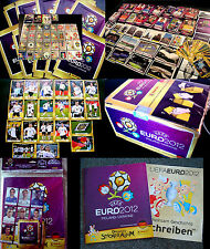 Panini Uefa EURO EM 2012 Sticker DEUTSCHE EDITION Collection Sammelbilder Tüten