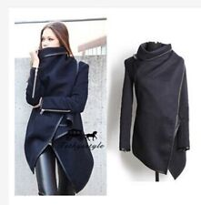 plus size winter/spring women wool coat jacket Trench coat cardigan