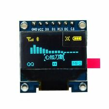 """0.96"""" I2C IIC SPI Serial 128X64 OLED LCD Display SSD1306 for Arduino 51 STM32"""