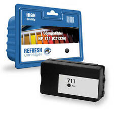 COMPATIBLE HIGH CAPACITY BLACK INK CARTRIDGE FOR HP DESIGNJET (CZ133A / HP 711)