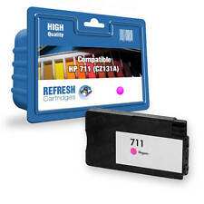 COMPATIBLE HIGH CAPACITY MAGENTA INK CARTRIDGE FOR HP DESIGNJET (CZ131A/HP 711)