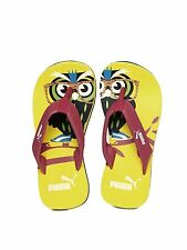 Puma Unisex Owl Jr. Ind. Flip-Flops and House KIDS Slippers(FLAT20% OFF) -9ME