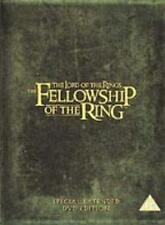 THE LORD OF THE RINGS: The Fellowship Of The Ring - EXTENDED - 4 DISC DVD BOXSET