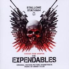 The Expendables - OST-ORIGINAL SOUNDTRACK [CD]