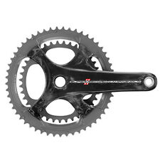 Campagnolo Super Record Ultra Torque Ti Carbon Chainset Bicycle Crankset
