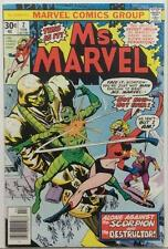 Ms Marvel #2 (1977 Marvel 1st series) Bronze Age classic. VF- condition