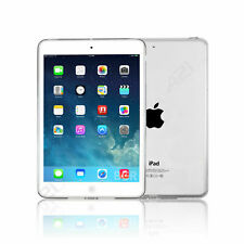 Colored TPU Rim Protective Gel Case Cover For iPad AIR/ 5 4 3 2 Mini 1 2 Retina