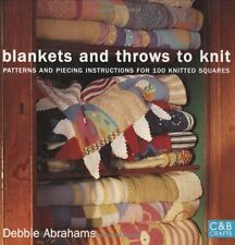 Blankets and Throws to Knit: Patterns and Piecing Instructions for 100 Knitted S