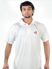 CW Cricket T-Shirt Half Sleeves 100% Cotton in Dry Fit