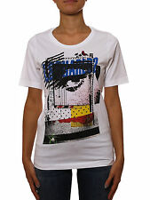 T-shirt Dsquared T-Shirt Sweatshirt % Donna Bianco S75GC0808-S22844-100