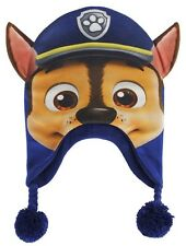 GORRO CHASE PATRULLA CANINA PAW PATROL Winter Hat Cappello Bonnet Pat Patrouille