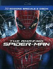 8013123043405 SONY PICTURES BLU-RAY AMAZING SPIDER-MAN (THE) (2 BLU-RAY) 2012 FI