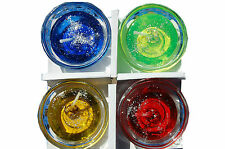 Glass Color lighting Candles for Diwali Limited Offer