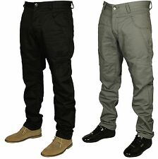 MENS BRAND NEW ETO JEANS EM537 IN GREY AND BLACK COLOUR SALE PRICE RRP £44.99