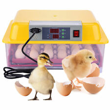 Automatic Digital Experiment Chicken Duck Hatch 24 Egg Capacity Incubator Tool
